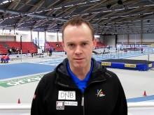 Norges förbundskapten inför inomhus EM i friidrott