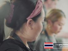 Joy lagar sin thailändska Massamam Gai