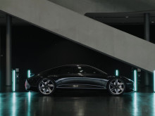 Hyundai Prophecy Concept EV exterior walkaround presentation
