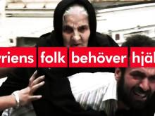 Film för akutinsamling Syrien 2013 - 10 sekunder