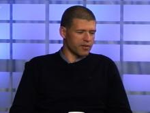 Andreas Myhre snakker om vinterprisen på strøm på HegnarTV