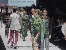 Jakarta Fashion Week 2017 Epson Collaboration with SKY.inc and DEE.project
