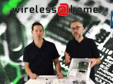 Wireless@Home -del1 GSM-larm