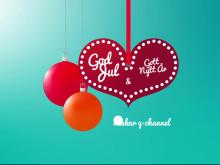 God Jul & Gott Nytt År önskar Q-channel !