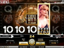 Scarface slot på Vera&John Casino