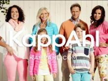 Uke 10 og 11 Reklamefilm fargede bukser til dame herre og barn KappAhl