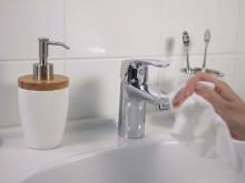 Hold din vandhane skinnende ren - sådan gør du dit håndvaskarmatur rent