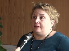 Verksjurist Maria Barkin förklarar vad EU:s återlämnandedirektiv innebär och varför Riksantikvarieämbetet medverkar i nederländsk domstol kring en stulen bok från Kungliga biblioteket.