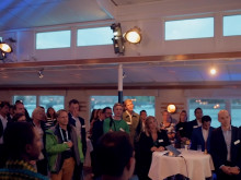 Bluewater hosts winners of Urban Drinking Water Scarcity Challenge 2018 in Stockholm