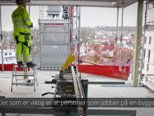 Elsikkerhet på bygg- og anleggsplassen