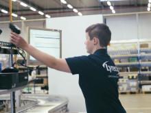 Vertical Storages bei der Lyreco Deutschland GmbH