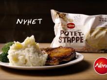 Nora Hjemmelaget potetstappe