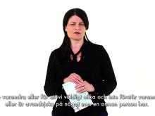 Hantera de där typerna - Ledarskapstips med Josefine Arenius