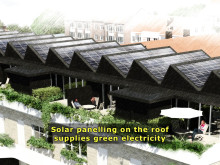MKB Greenhouse - Vertical urban farming