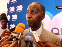 QNET expo appeared on evasion TV Guinea