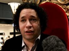 Stjärndirigenten Gustavo Dudamel blir Årets Göteborgare