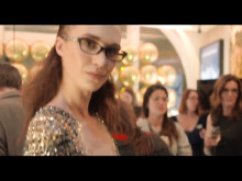 The exclusive Julien Macdonald eyewear launch at Vision Express