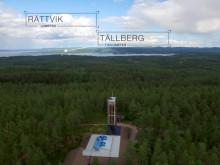 Utsiktstornet Naturum i Siljansnäs