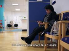 Webbaserat system frigör tid på vårdcentraler