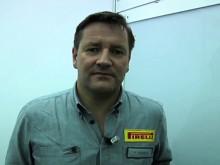 Intervju med Pirellis motorsportchef Paul Hembery efter Australiens GP 2011