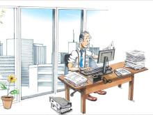 EuroLam GmbH - Funktionsweise der Be- und Entlüftung von Bürogebäuden (Animationsfilm)