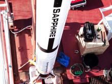 Bürkert magnetventiler om bord på rumkapsel