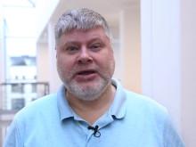 Jan Nolin berättar om Sociala medier-priset