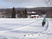 Marie Klockervold firar Nordic Ski 30 år