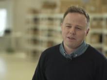 Jonas berättar om hur han gick från anställd till grundare av e-butiken spraycan.se