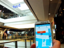 SenionLab's Indoor Positioning Technology Demonstration in Singapore