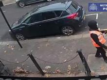 Walthamstow CCTV footage