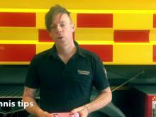 Dennis Borgs tips om hur du klarar krisen: en batteriradio!