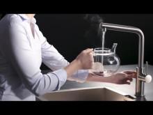 Video: GROHE Red - kiehuvan kuumaa vettä suoraan keittiöhanasta