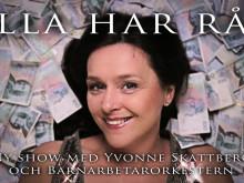 Yvonne Skattberg  - Alla har RÅD