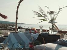 Picknick - Dukat på stranden