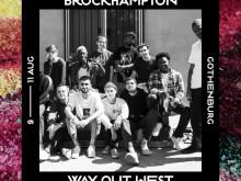 Fem första artisterna till Way Out West 2018 släppta