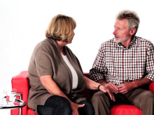 Paul Breitner im TV-Spot der Felix Burda Stiftung