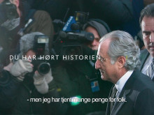 "Promo for ""In Their Own Words: Bernie Madoff"""