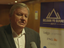 Belgan PR Summit 2017 - Interview avec Jean Claude Marcourt