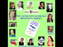 Pax et Bonum präsentiert sich auf dem 1.Deutsch-Griechischen Lesefestival KRETA 2013. Trailer 2