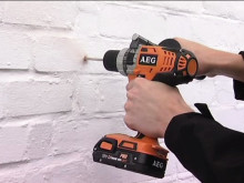 AEG Pro Lithium-Ion - video