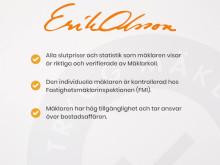 Trygg Mäklare - Erik Olsson Fastighetsförmedling