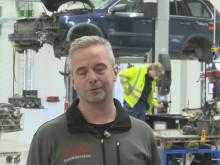 Smidigare bildemontering med KBK lättlastsystem