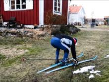 Vasaloopsträning i Kungsbacka blev Vasaloppsträning i Funäsfjällen