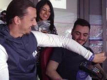 Sono i fan ad aver vinto con Visa e Zlatan Ibrahimović, FIFA World Cup Russia 2018TM