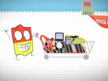 Fyndiq reklamfilm i TV 4
