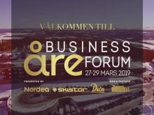 Välkommen till Åre Business Forum 27-29 mars 2019