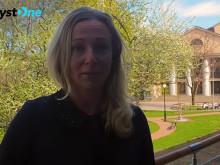 Jenny Garneij, Chief Human Capital Officer Nordnet, om Årets HR-systemprojekt