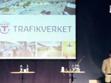 Tisdag 22 maj på Logistik och Transportmässan 2012 - Rikard Engström