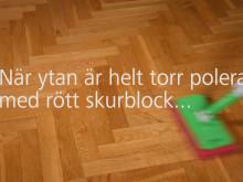 Timberex Underhållsmousse instruktionsfilm